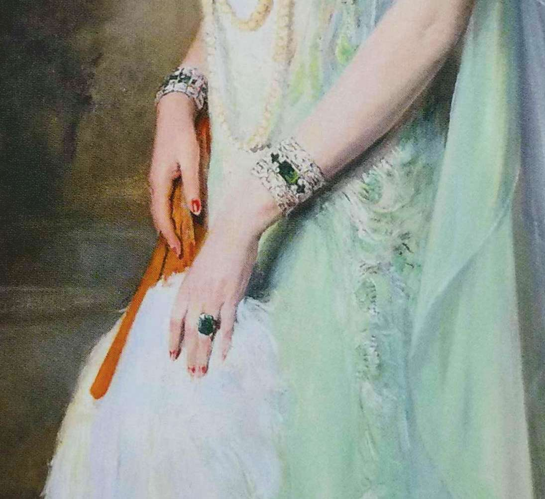 Marjorie Merriweather_ Fonte: Livro_20th Century Jewelry & The Icons of Style